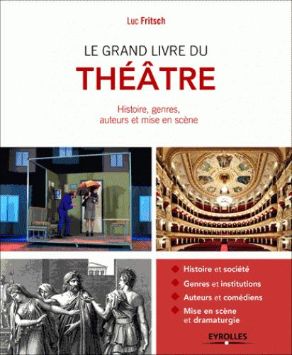 LE GRAND LIVRE DU THEATRE