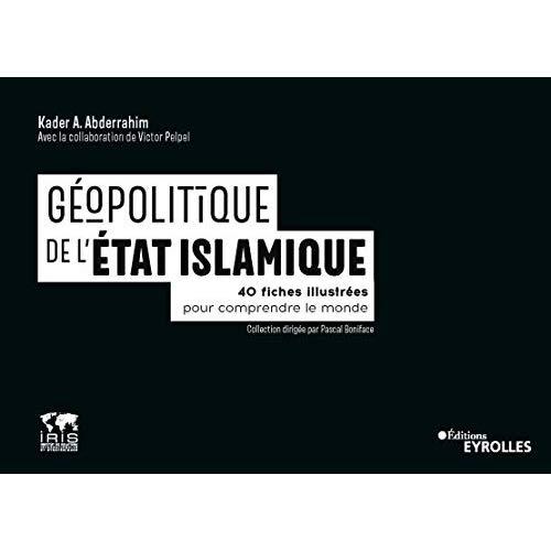 GEOPOLITIQUE DE L'ETAT ISLAMIQUE - 40 FICHES ILLUSTREES POUR COMPRENDRE LE MONDE