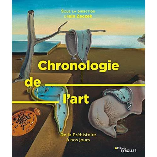 CHRONOLOGIE DE L ART - DE LA PREHISTOIRE A NOS JOURS