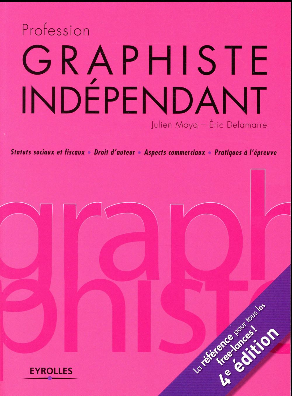 PROFESSION GRAPHISTE INDEPENDANT  4E EDITION
