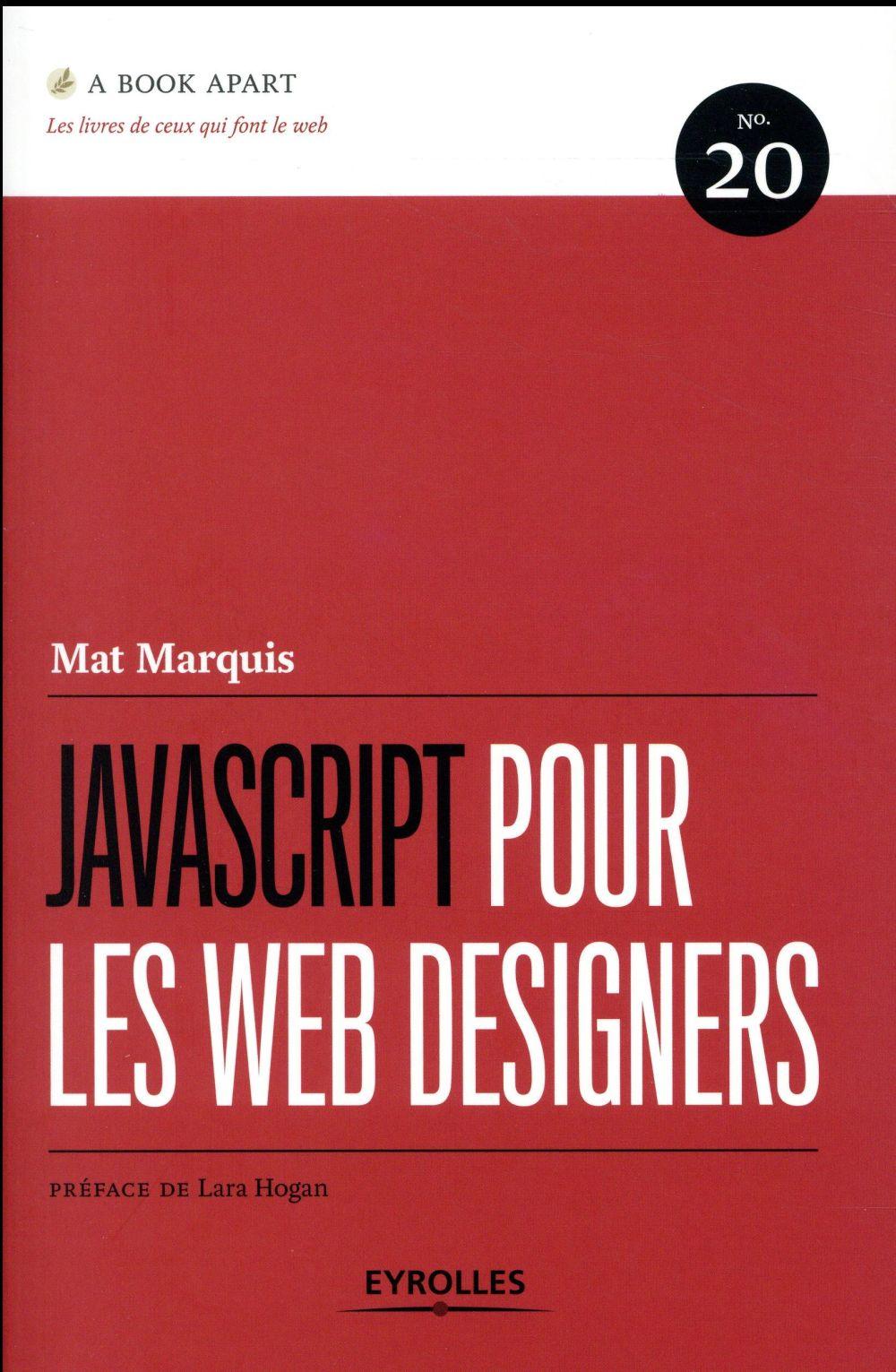 JAVASCRIPT POUR LES WEB DESIGNERS N20