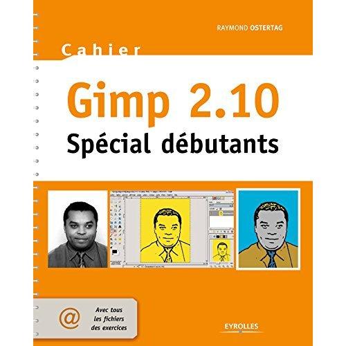 CAHIER GIMP 2.10 - SPECIAL DEBUTANT