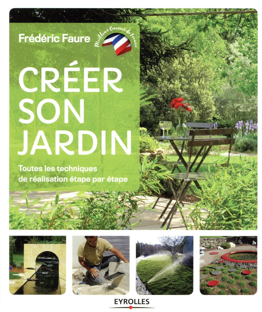 CREER SON JARDIN