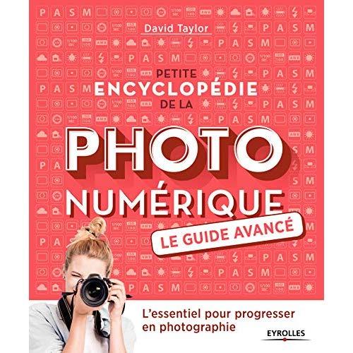 PETITE ENCYCLOPEDIE DE LA PHOTO NUMERIQUE  LE GUIDE AVANCE - L ESSENTIEL POUR PROGRESSER EN PHOTOGR
