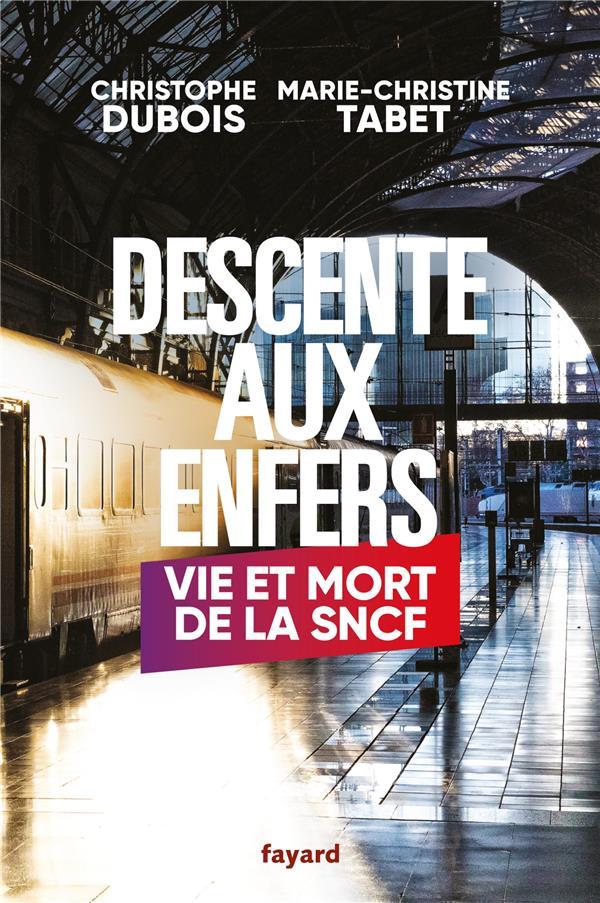 DESCENTE AUX ENFERS - VIE ET MORT DE LA SNCF