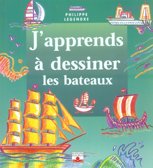DESSINER LES BATEAUX