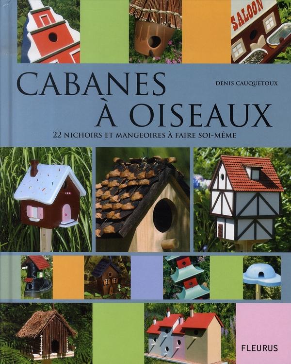 CABANES A OISEAUX