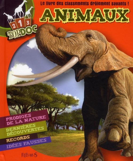 RECORDS DES ANIMAUX