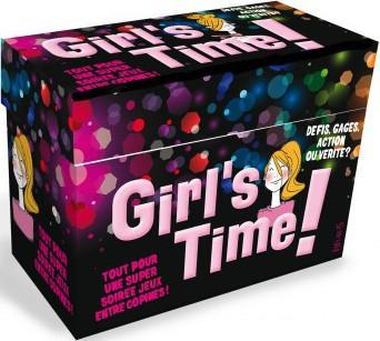 GIRL'S TIME