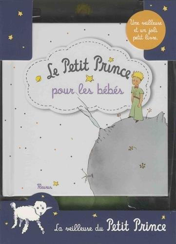 LE PETIT PRINCE POUR LES BEBES (LIVRE + VEILLEUSE)