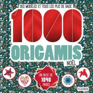 1000 ORIGAMIS NOEL