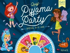 QUIZ ET DEFIS PYJAMA PARTY