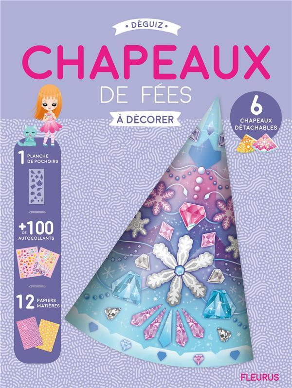 CHAPEAUX DE FEES A DECORER
