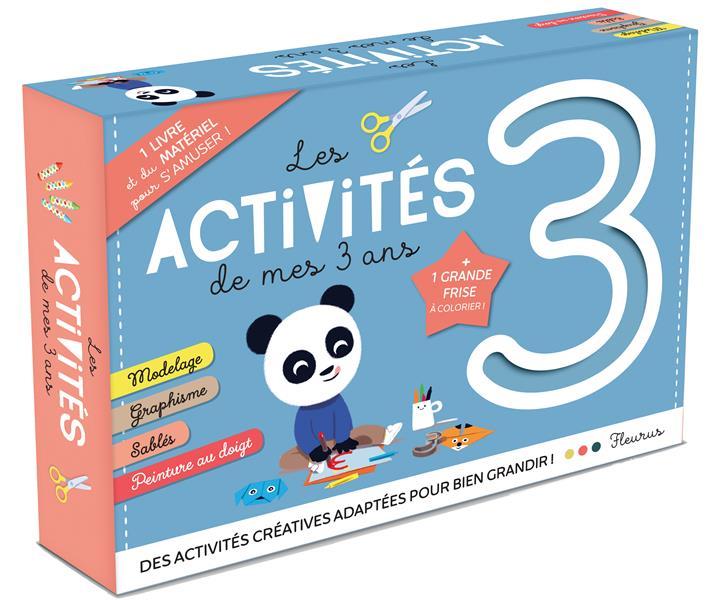 LES ACTIVITES DE MES 3 ANS