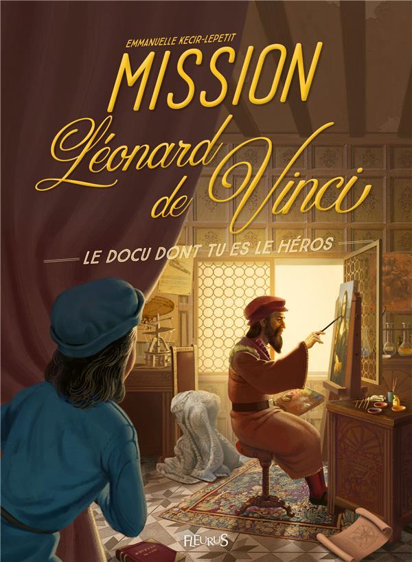 MISSION LEONARD DE VINCI