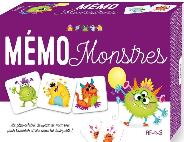 MEMO MONSTRES