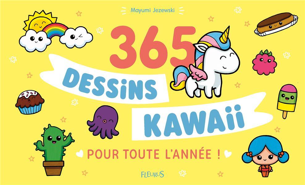 365 DESSINS KAWAII POUR TOUTE L'ANNEE