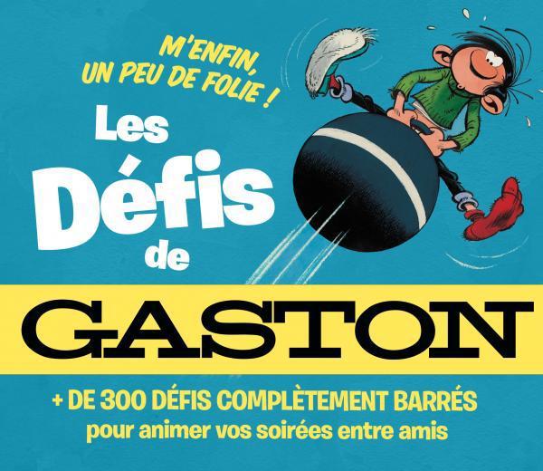 LES DEFIS DE GASTON