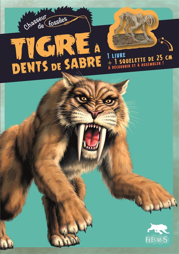TIGRE A DENTS DE SABRE