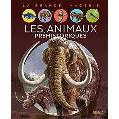 LES ANIMAUX PREHISTORIQUES