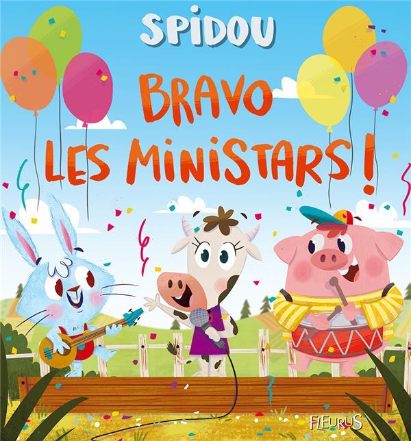 BRAVO LES MINISTARS - SPIDOU