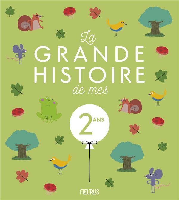 LA GRANDE HISTOIRE DE MES 2 ANS