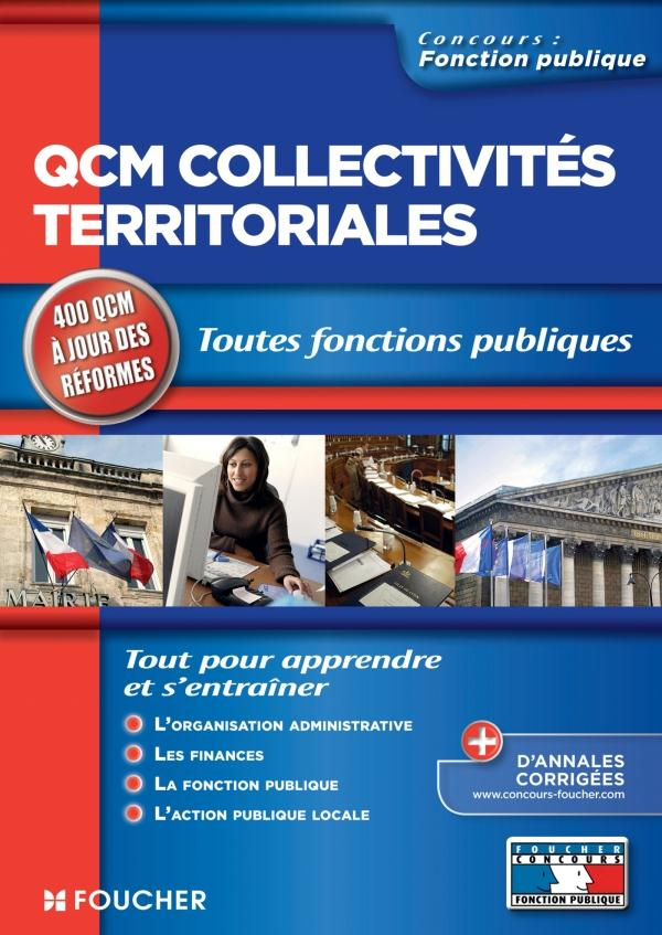 QCM COLLECTIVITES TERRITORIALES