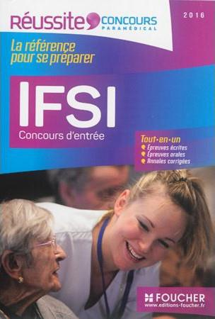 IFSI - CONCOURS D'ENTREE 2016 - REUSSITE CONCOURS N 74