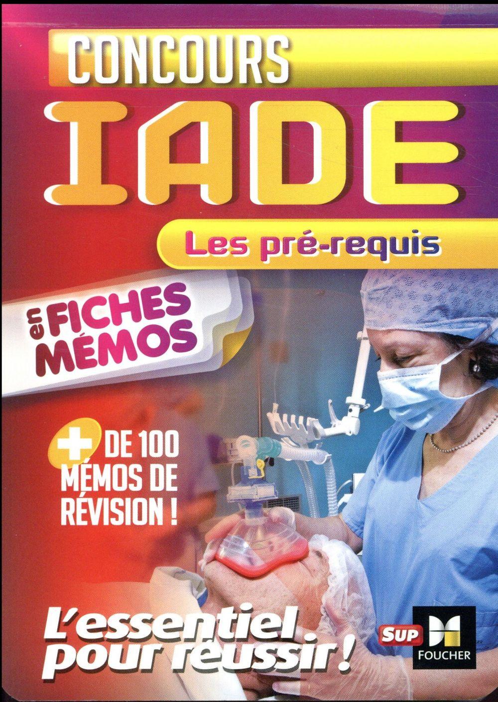 IADE - METIERS DE LA SANTE