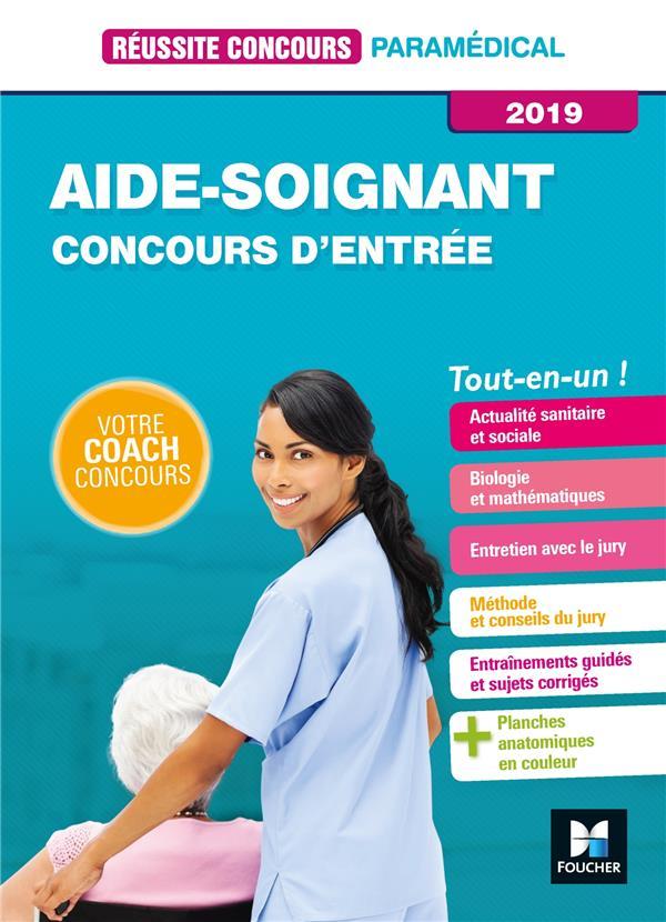 17 - REUSSITE CONCOURS AIDE-SOIGNANT - AS - ENTREE EN IFAS 2019 - PREPARATION COMPLETE