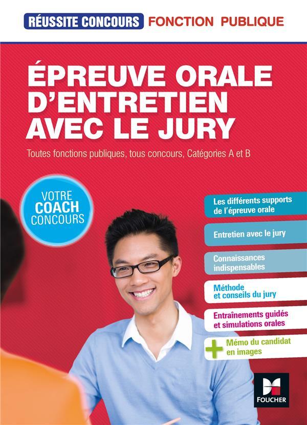 64 - REUSSITE CONCOURS - EPREUVE ORALE D'ENTRETIEN AVEC LE JURY - TOUTES FONCTIONS PUBLIQUES, CAT A