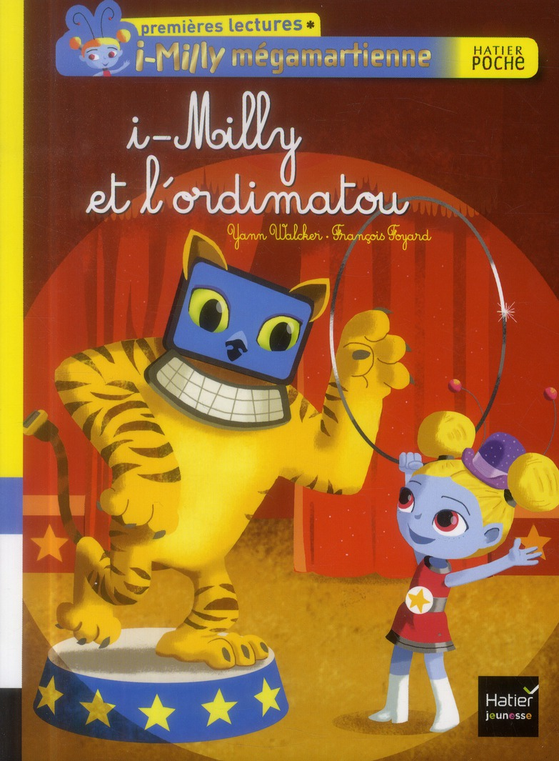 I-MILLY ET L'ORDIMATOU