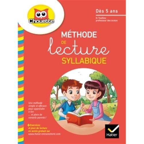 METHODE DE LECTURE SYLLABIQUE DES 5 ANS