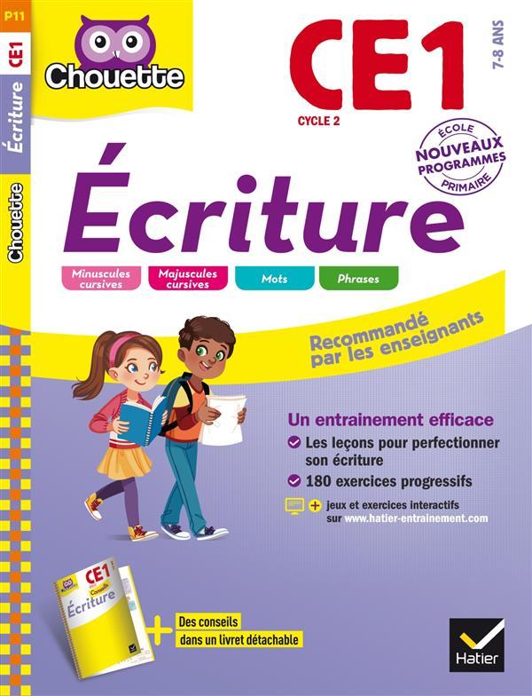 ECRITURE CE1