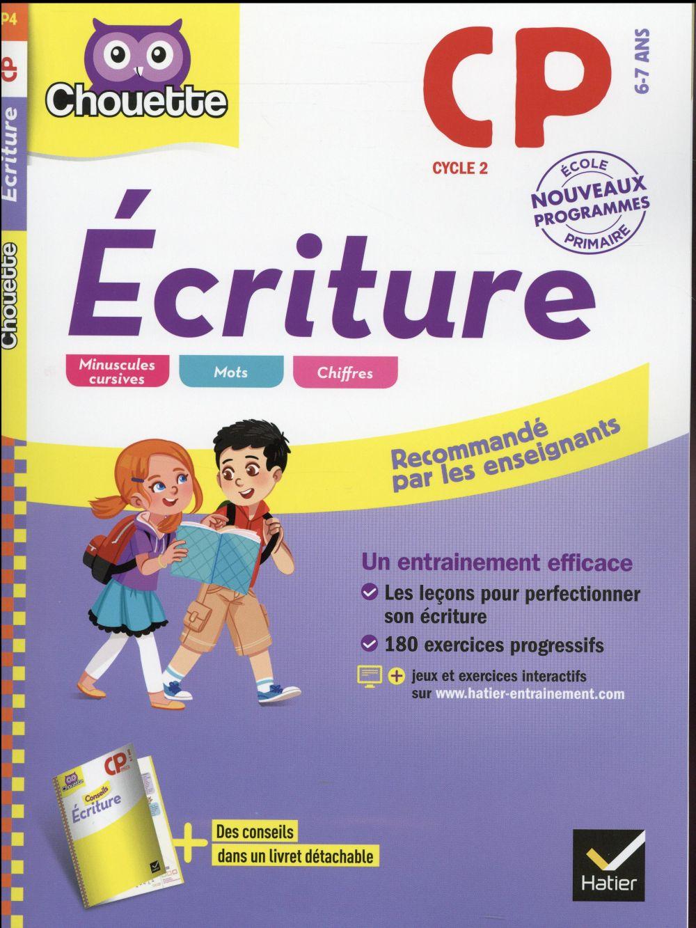 ECRITURE CP
