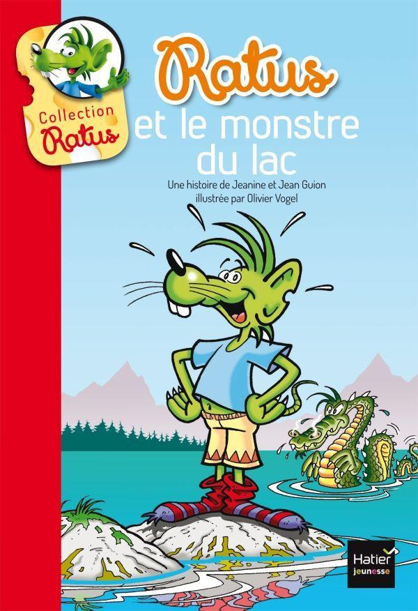 RATUS POCHE - 13 - RATUS ET LE MONSTRE DU LAC