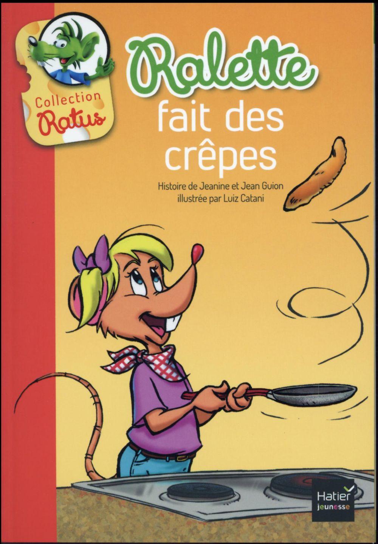 RALETTE FAIT DES CREPES