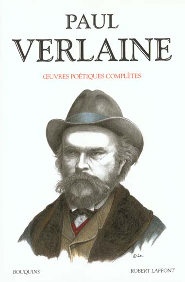 PAUL VERLAINE - OEUVRES POETIQUES COMPLETES - AE