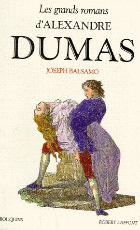 JOSEPH BALSAMO - DUMAS