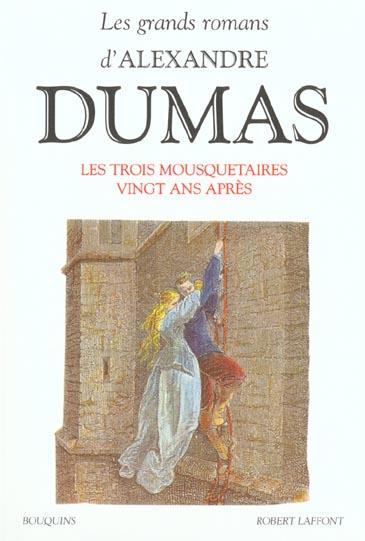 LES TROIS MOUSQUETAIRES - DUMAS