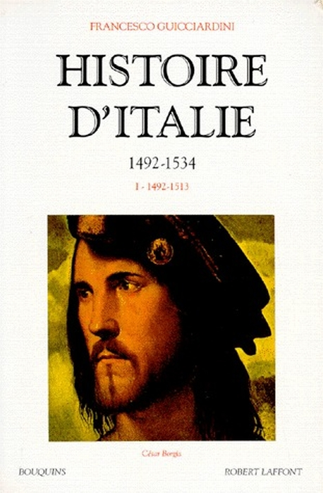 HISTOIRE D'ITALIE - TOME 1