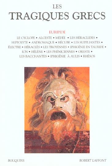 LES TRAGIQUES GRECS - TOME 2