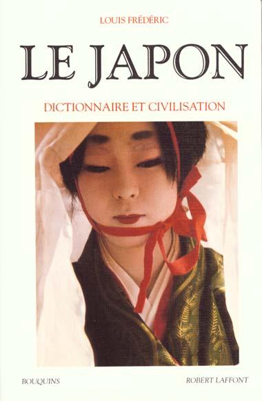 LE JAPON DICTIONNAIRE ET CIVILISATION