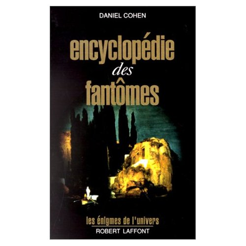 ENCYCLOPEDIE DES FANTOMES