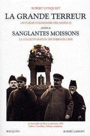 LA GRANDE TERREUR PRECEDE DE SANGLANTES MOISSONS