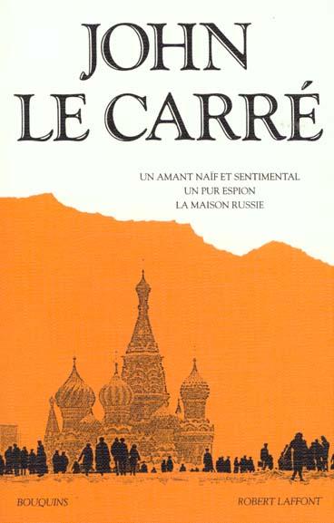 OEUVRES DE JOHN LE CARRE - TOME 3