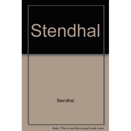 STENDHAL - NE