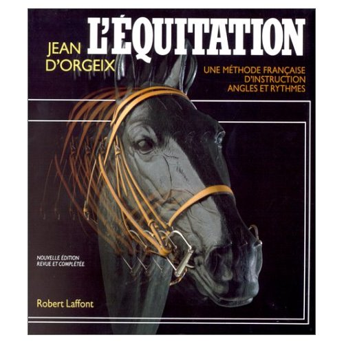 L'EQUITATION - INSTRUCTION ANGLES ET RYTHMES