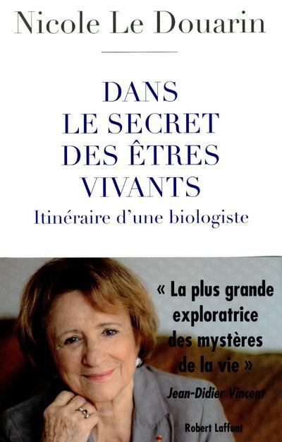 DANS LE SECRET DES ETRES VIVANTS
