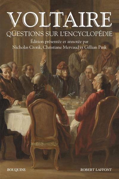 QUESTIONS SUR L'ENCYCLOPEDIE